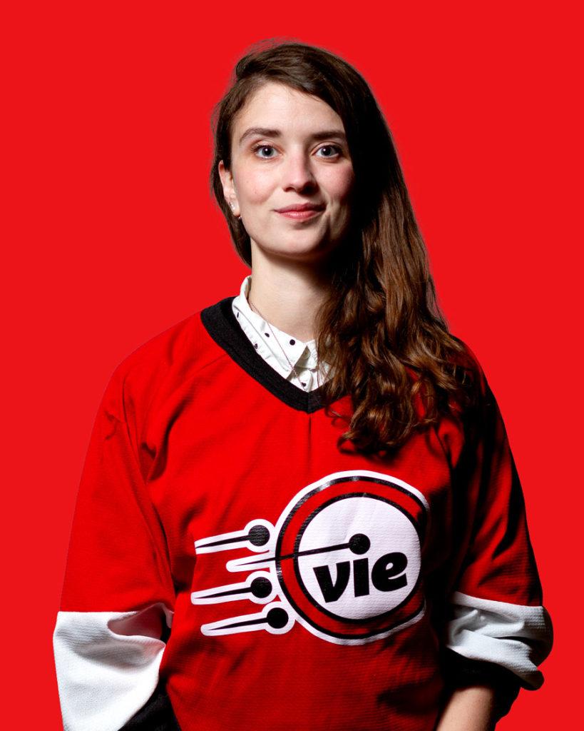 Alicia Vigneault-Gharbi - Impro VIE